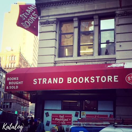 First time to The Strand